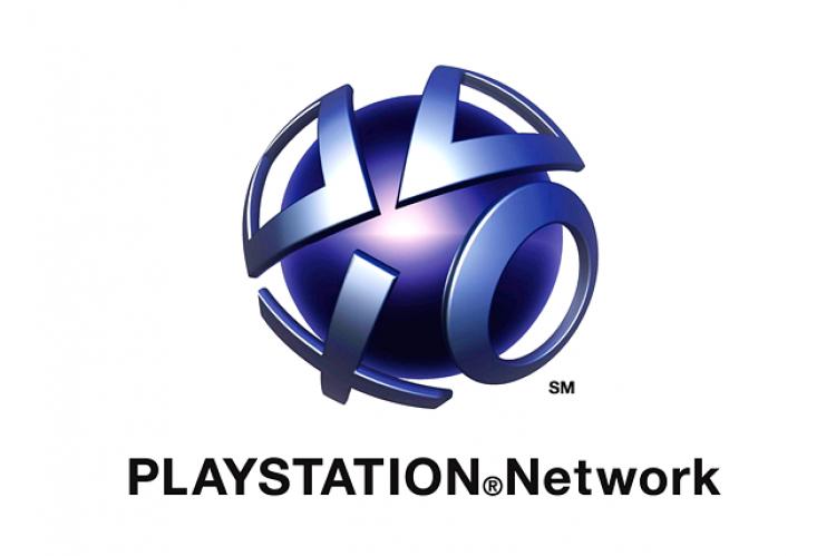 PlayStation Network. Логотип