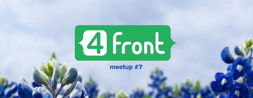 4front meetup #7 в Минске
