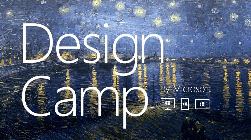 DESIGN CAMP MICROSOFT