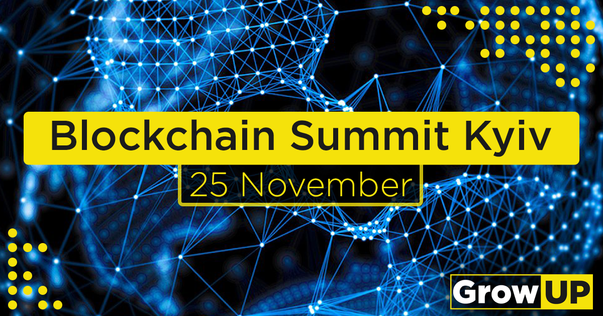 Blockchain Summit Kyiv 2017