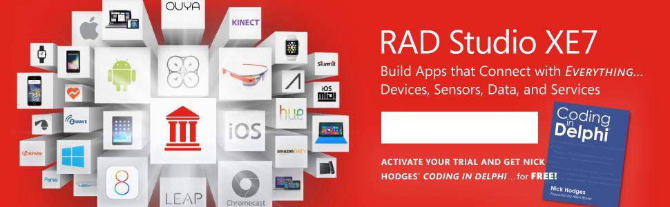 Мировой тур RAD Studio XE7