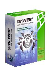 Антивирус Dr.Web для Linux