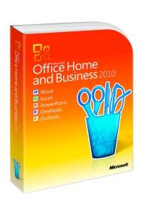 Microsoft Office Home and Business 2010. Для дома и бизнеса