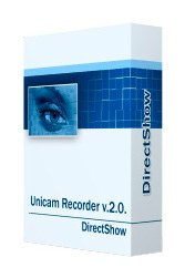 Unicam Recorder. DirerctShow