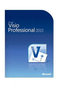 Microsoft Office Visio Professional 2010