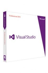 Visual Studio Professional 2013