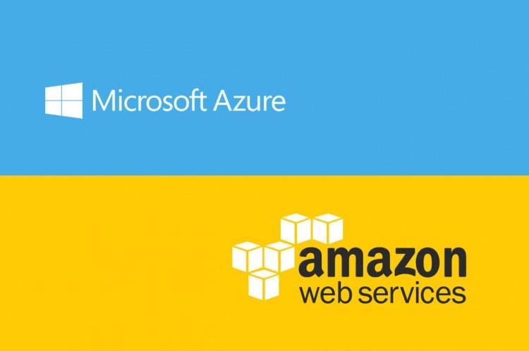 Microsoft Azure, AWS или Google Cloud