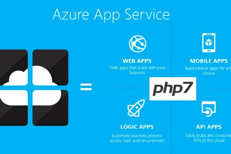PHP 7 в Azure Web App