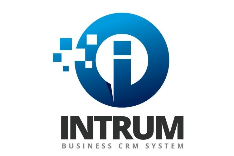 INTRUM CRM logo