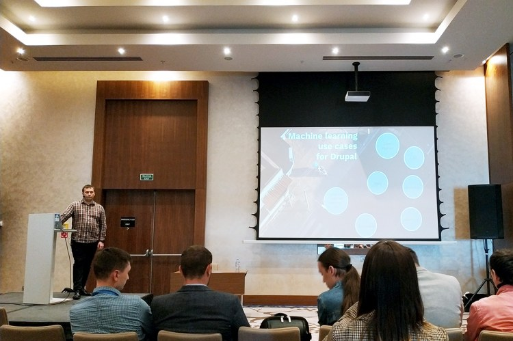 Первая масштабная конференция по CMS Drupal в Минске 2019