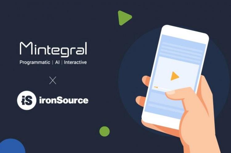 Платформа мобильной рекламы Mintegral теперь доступна на платформе медиации ironSource
