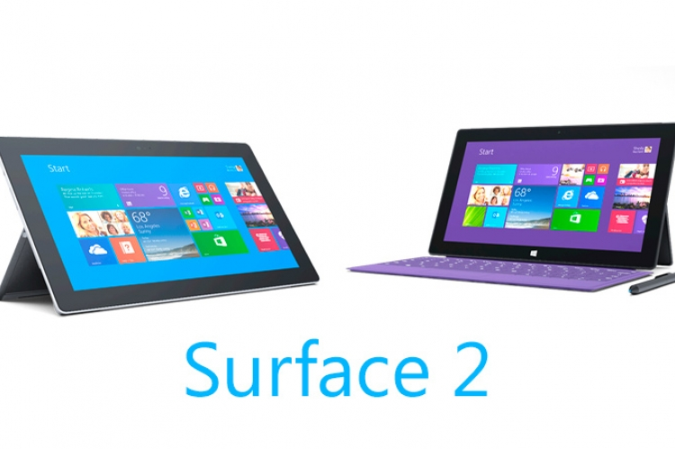 Surface 2 и Surface 2 Pro