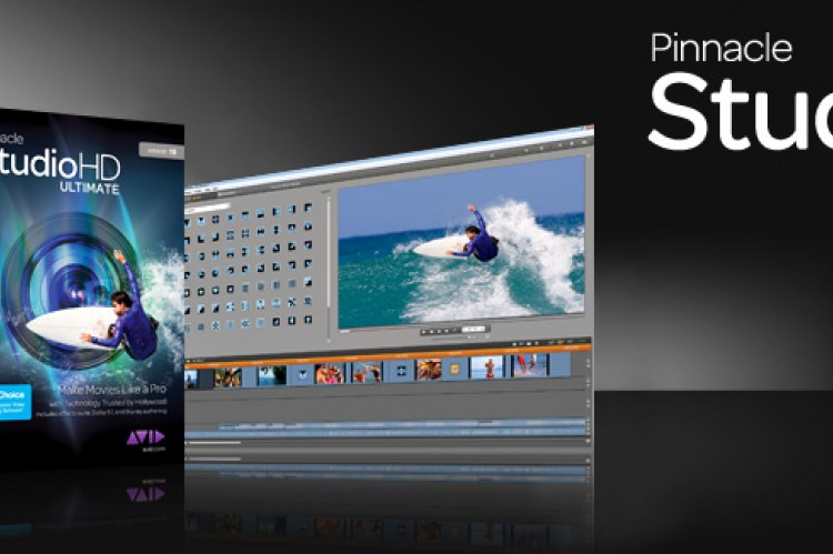 Avid Pinnacle Systems STUDIO Ultimate V.15. Интерфейс программы