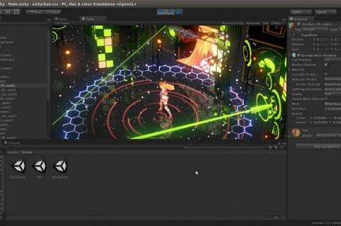 Unity 3D для Linux