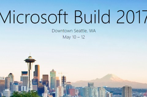 Microsoft Build 2017 logo