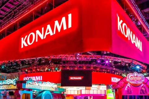 Компания Konami