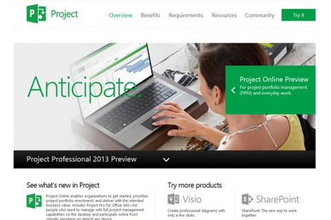 Office 365 и Project Online
