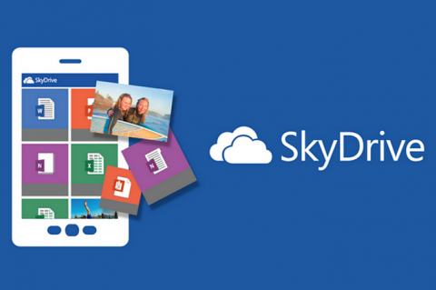 SkyDrive для Android