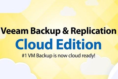 Veeam Backup Cloud Edition