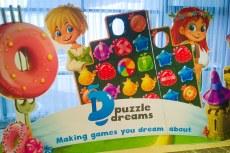 Инсталляция Puzzle Dreams
