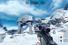 Star Wars: Battlefront. Эпичность в игре просто зашкаливает