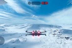 Star Wars: Battlefront. Присутствуют в игре знаменитые X-Wing