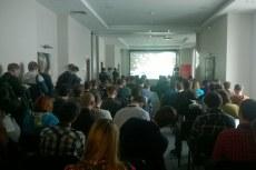 DevGamm 2016. Полные залы слушателей