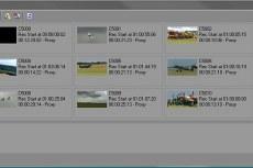 Sony Vegas Pro 10. XDCAM Проводник