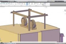 Вводное рабочее 3D-пространство