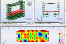 Robot Structural Analysis Professional является гибким решением для инженерных расчетов и анализа