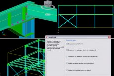 Удобный перенос моделей строительных конструкций в AutoCAD Structural Detailing для ускоренного выпуска рабочих чертежей
