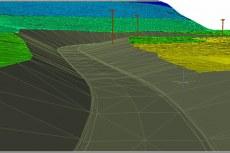 AutoCAD Civil 3D обладает возможностями визуального анализа
