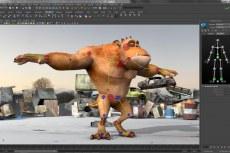 Autodesk Maya 2014. Создание персонажей