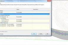 В AutoCAD Civil 3D поддерживаются быстрые ссылки к данным и внешние ссылки
