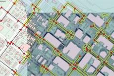 AutoCAD Civil 3D обладает возможностями геопространственного анализа