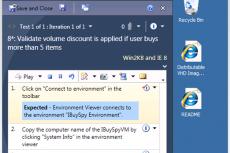 Microsoft Visual Studio Ultimate 2010. Использование ручного тестирования