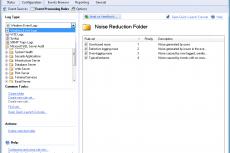Поддерживает различные типы событий (Windows event logs, W3C, Syslog, SNMP Traps, Microsoft SQL Server audit)