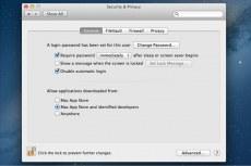 Mac OS X Mountain Lion. Gatekeeper