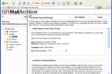 Настройки баз данных - сохранение изменений