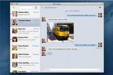 Mac OS X Mountain Lion. iMessage