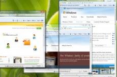 Windows 7. Aero
