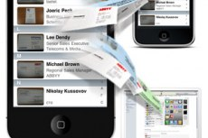ABBYY Business Card Reader. iPhone