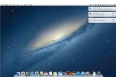 Mac OS X Mountain Lion. Все уведомления собраны вместе