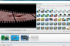 Управление аудио- и видеоэффектами в экспресс-режиме