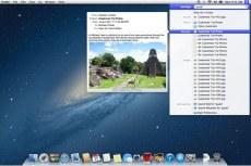 Mac OS X Mountain Lion. Spotlight
