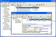 Документы выбранной организации. @Журнал документов позволяет регистрировать входящие/исходящие/внутренние документы нескольких компаний.