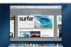 Mac OS X Mountain Lion. Режим просмотра вкладок в Safari