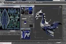 3ds Max 2014. Наложение и редактирование текстур
