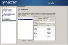 GFI VIPRE - настройка прав администраторов