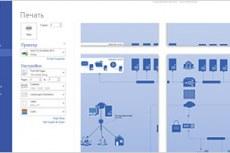 Visio стандартный 2013. Простота создания и настройки схем